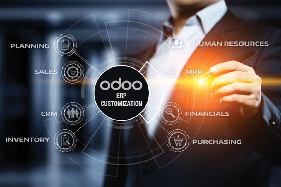 Odoo ERP Customization Banner