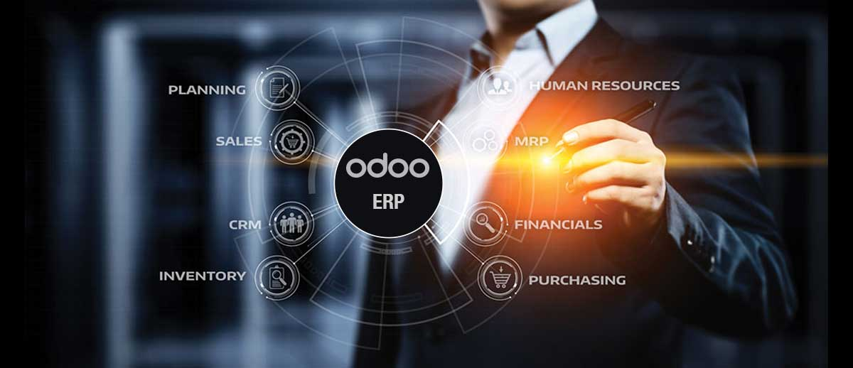 Odoo ERP Banner